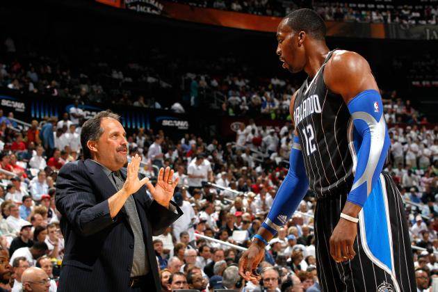 Breaking Down Bizarre Fiasco Between Dwight Howard and Stan Van Gundy
