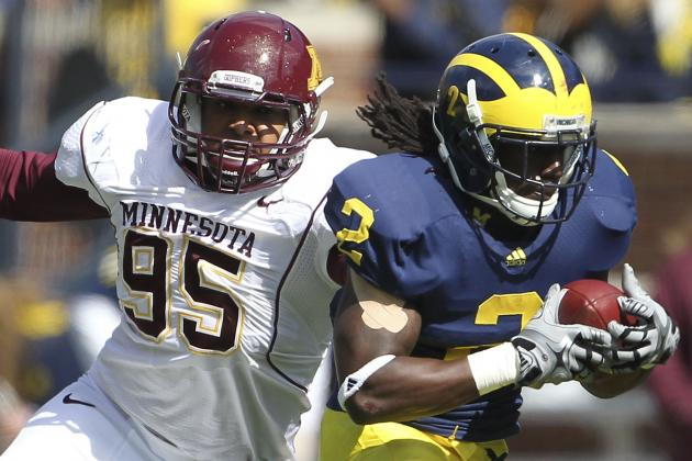 Big Ten Football Top 150 Players: No. 147 D.L. Wilhite, Minnesota DE