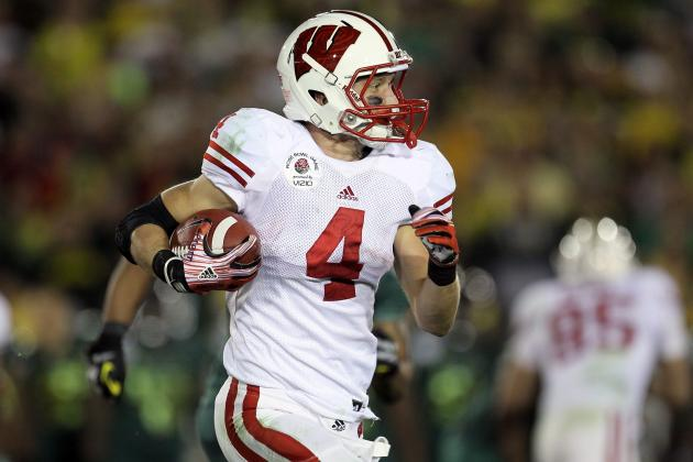 College Football 2012 Top 150 Players: No. 147 Jared Abbrederis, Wisconsin WR