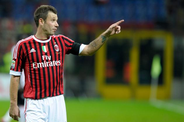 Antonio Cassano: The Return of AC Milan's Messi
