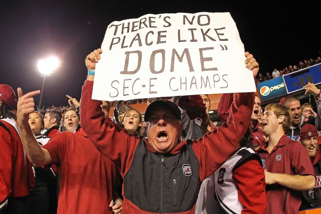 SEC Football Q&A: Can South Carolina Get Back to the Georgia Dome?