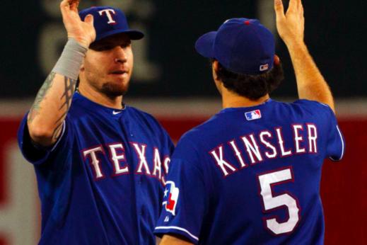 Texas Rangers: Ian Kinsler Contract Spells End for Josh Hamilton Era