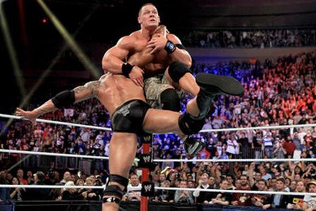 WrestleMania 28 Aftermath Changing Daniel Bryan and John Cena