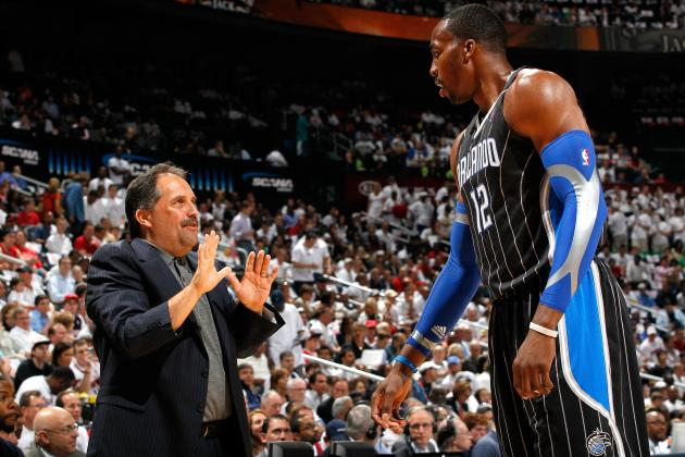 Dwight Howard: Twitter Explodes to Magic's Dwightmare with Stan Van Gundy