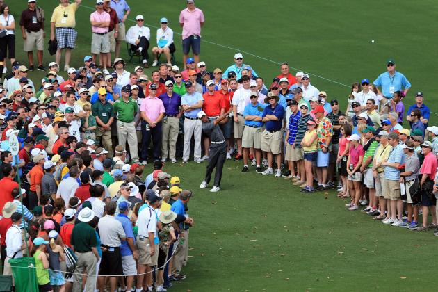 Masters TV Schedule 2012: Friday Tee Times, Live Stream Info and More