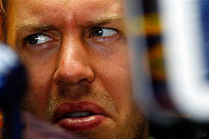 F1 2012: Vettel Must This Year Share the Red Bull Metal