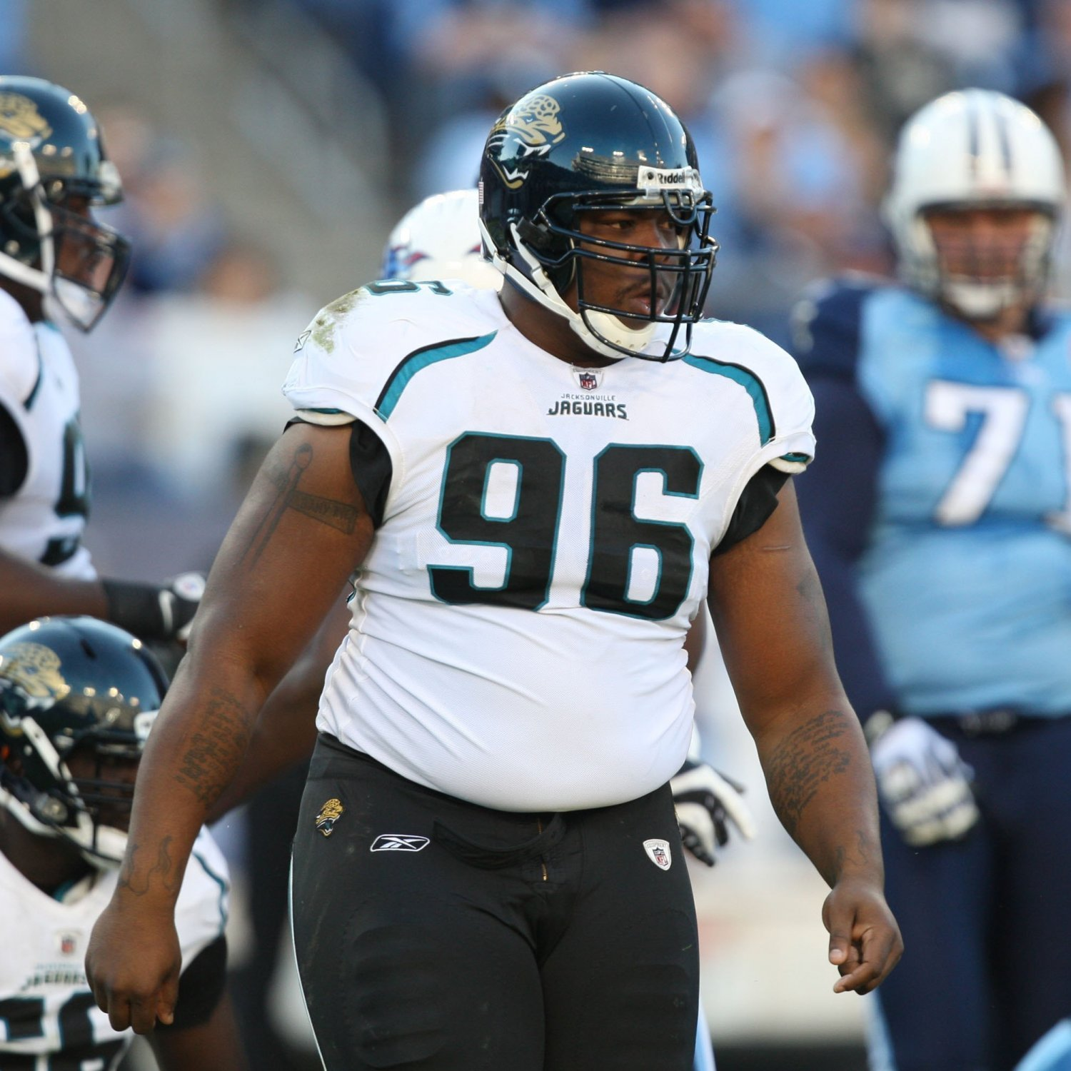 2012 NFL Offseason: Why Terrance Knighton's Weight Loss ...
