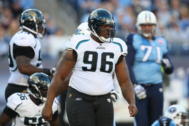 2012 NFL Offseason: Why Terrance Knighton's Weight Loss Matters for the Jaguars