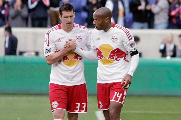 Kenny Cooper: The New York Red Bull Is the Perfect Partner for Thierry Henry