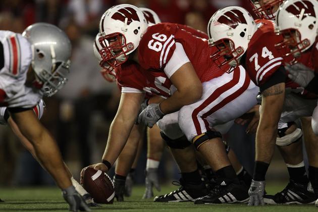 NFL Draft 2012: Profiling Former Wisconsin C Peter Konz