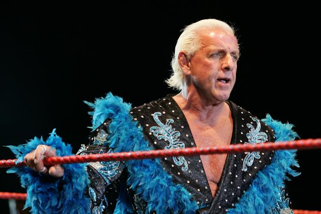 WWE Rumors: Ric Flair Would Help the WWE's Youth Movement