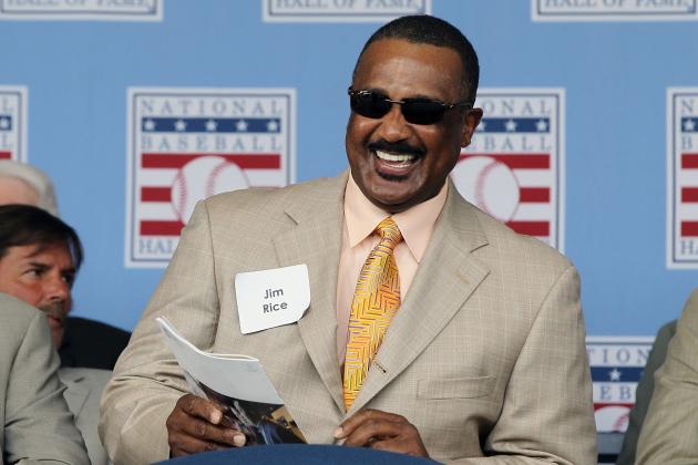 Jim Rice Attacked Joe Morgan When He Was Lifted for Spike Owen