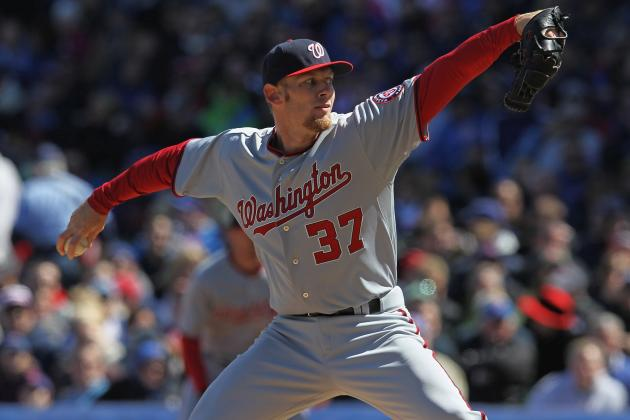 Washington Nationals Rally on Opening Day as Stephen Strasburg Looks Brilliant