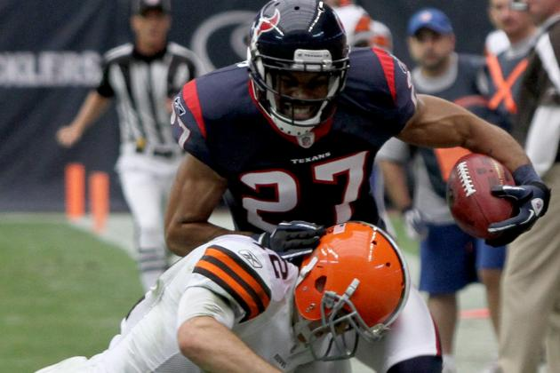 Houston Texans Re-Sign Free Agent Safety Quintin Demps