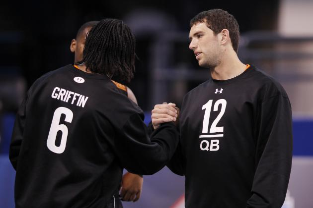 2012 NFL Draft: Colts Foolish Not to Consider Robert Griffin III