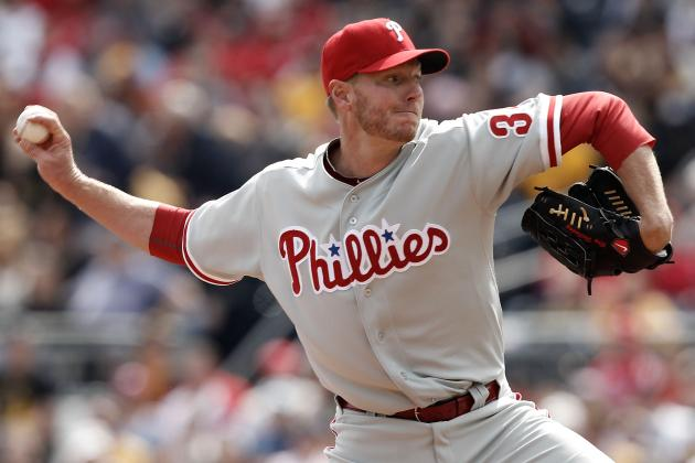 Phillies vs. Pirates: Roy Halladay Looks Sharp as Philadelphia Edges Pittsburgh