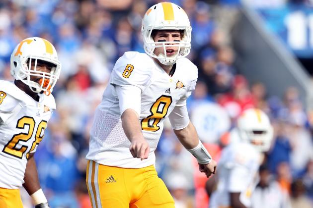 Tennessee Volunteers Football: Will Tyler Bray Return for His Senior Season?