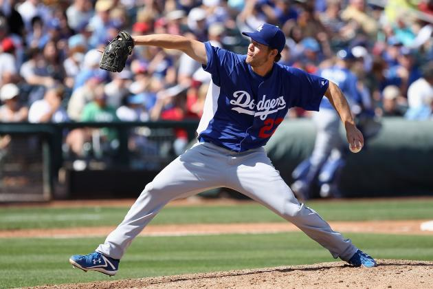 Clayton Kershaw Leaves L.A. Dodgers Opener with Stomach Flu