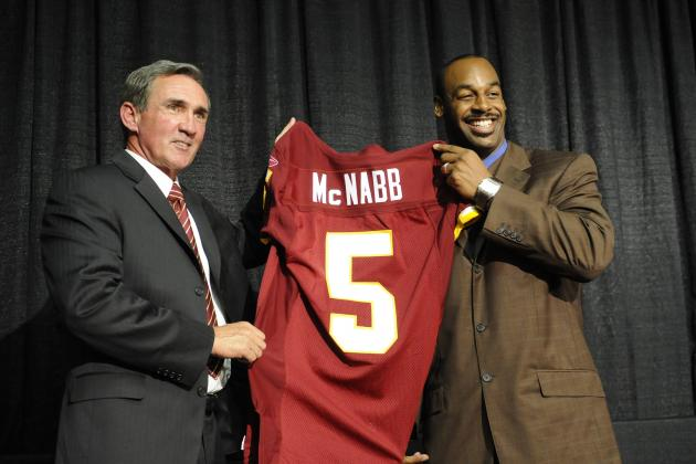 Hey Donovan McNabb, the Shanahans Are Not to Blame for Where You Are Today