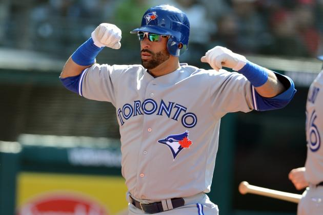 Opening Day 2012: Toronto Blue Jays Show Many Positives in Record-Setting Win