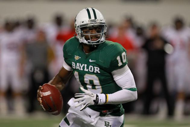 Robert Griffin, Not Andrew Luck, Is the Best Quarterback in the 2012 NFL Draft