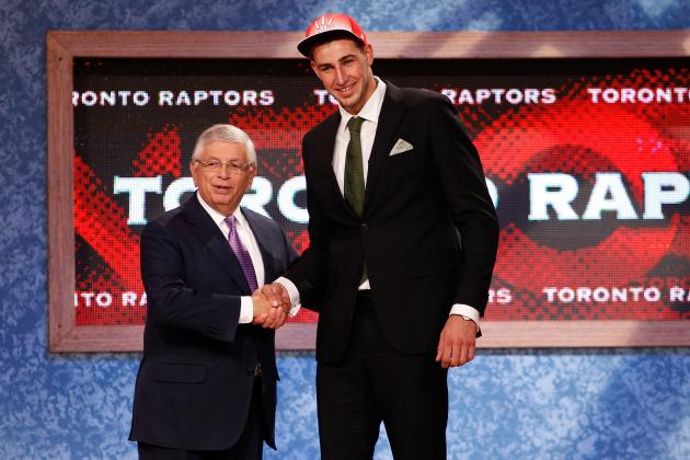 Why Bryan Colangelo's Future in Toronto Will Depend on Jonas Valanciunas