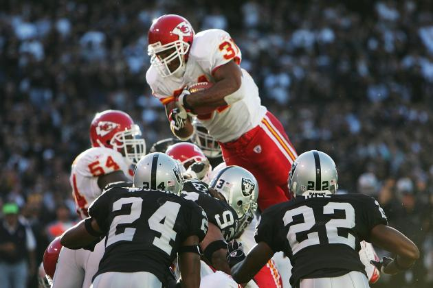Best Kansas City Chiefs Players Tournament: Elite 8 of 2000s Era Region