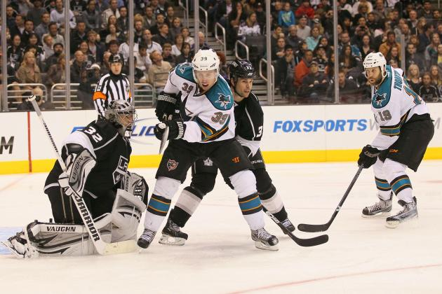 San Jose Sharks: 2 Gordie Howe Hat Tricks Lead to Win over Los Angeles Kings