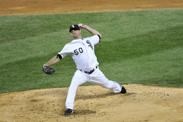 Ranking Chicago White Sox Rotation Against AL Central Staffs