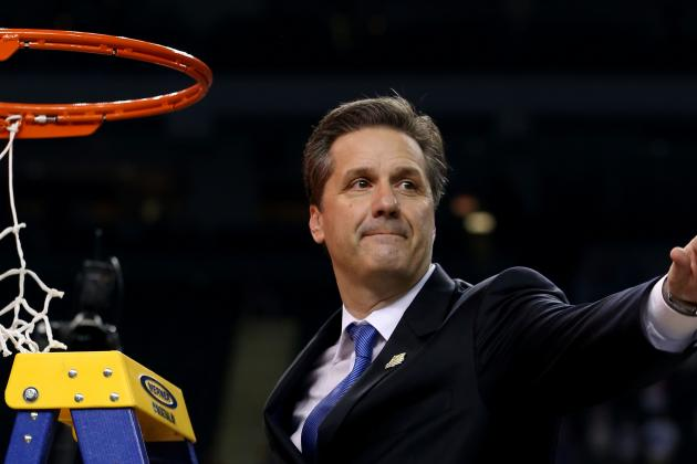NBA Rumors: Will New York Knicks Lure John Calipari out of Lexington?