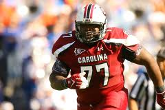 South Carolina Football:  Byron Jerideau the Next Melvin Ingram?