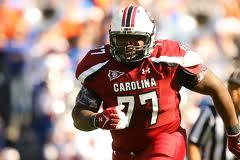 South Carolina Football:  Byron Jerideau the Next Melvin Ingram?