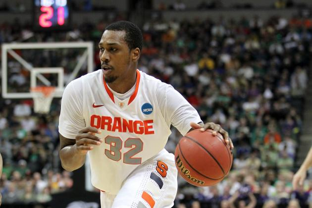 NBA Draft 2012: Surprising Players Who Will Crack 1st Round