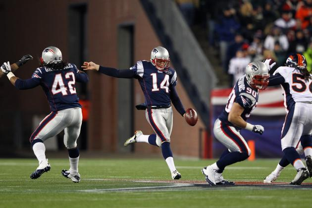 New England Patriots: Pre-Draft Look at the 2012 Roster, Part 5 (Specialists)