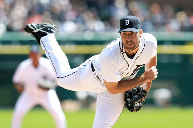 MLB Opening Day 2012: 5 Best Starting Pitching Performances from Thursday
