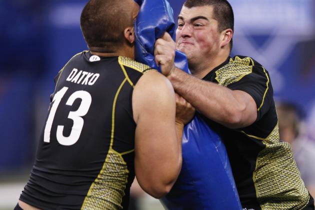 NFL Draft 2012: Why David DeCastro Is the Best Fit for the Kansas City Chiefs