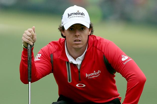 Masters 2012 Leaderboard: Early Strugglers Sure to Challenge for the Lead