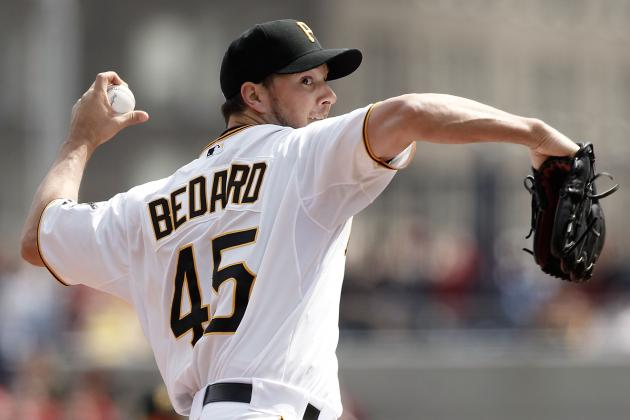 Pirates 2012 Opening Day: Roy Halladay Outduels Erik Bedard