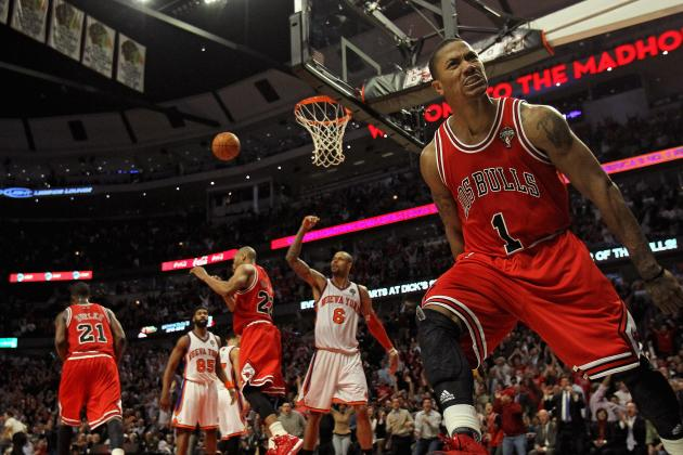 Chicago Bulls: How a Bad Draft Pick Led to Derrick Rose