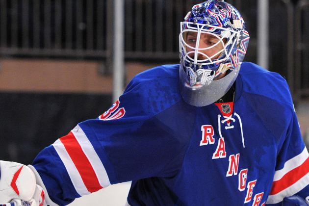 2012 NHL Playoffs: Each Team's Stanley Cup Odds