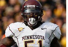 Gophers LB Tinsley Found Dead in Campus Apt.