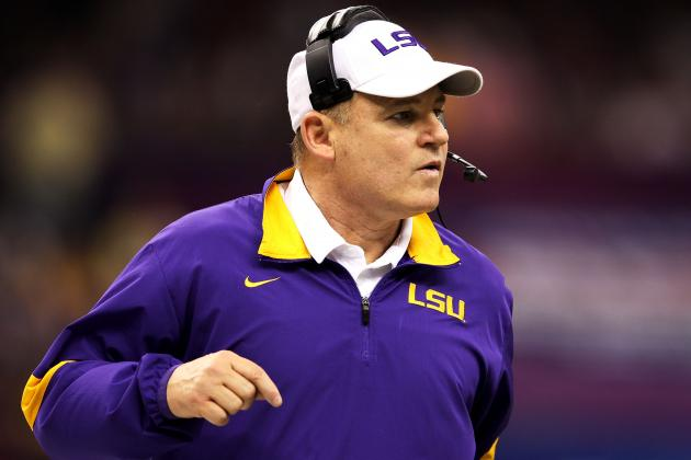 LSU Tigers Head Coach Les Miles Needs to Get over Gunner Kiel