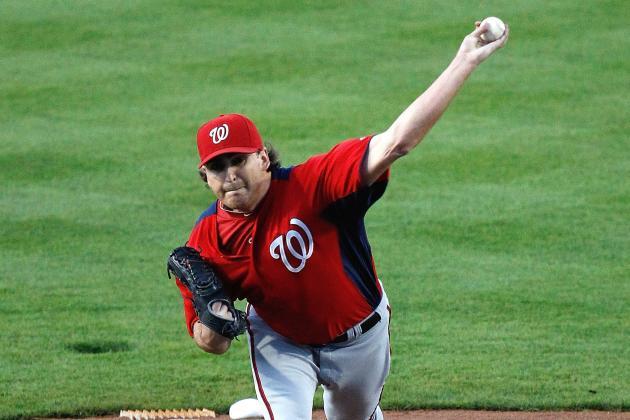 Chicago Cubs Trade Rumors: Marlon Byrd to Washington Nationals for John Lannan