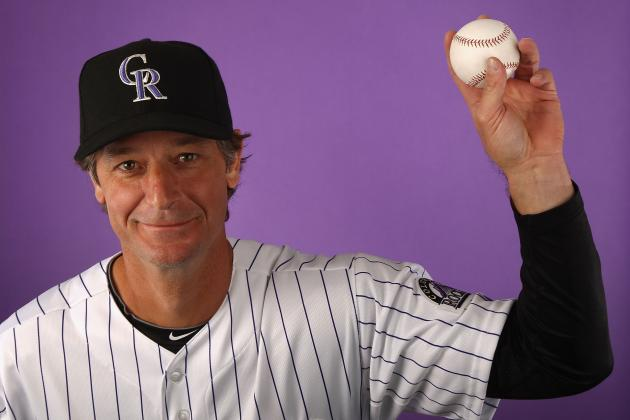 Colorado Rockies: Even at 49, Jamie Moyer Can Still Pitch