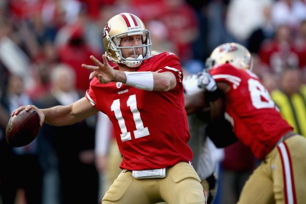 San Francisco 49ers: New Uniform and New Weapons for Alex Smith