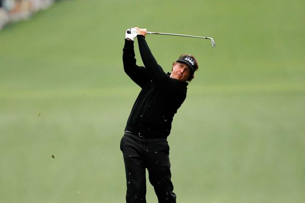 Masters 2012: Early-Round Sleepers Who Will Surge on Moving Day