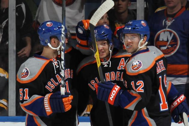New York Islanders: Second Line Finding Its Way Takes Pressure off of First Line