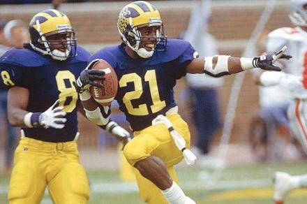 Classic Big Ten Football: Ohio State vs. Michigan Nov. 23, 1991