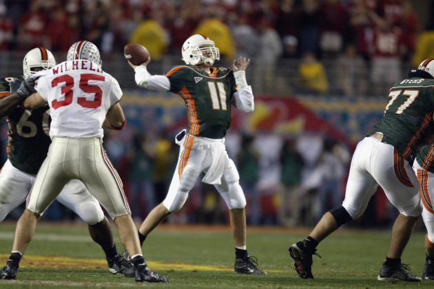 Whatever Happened To: Miami's Last Championship Quarterback, Ken Dorsey