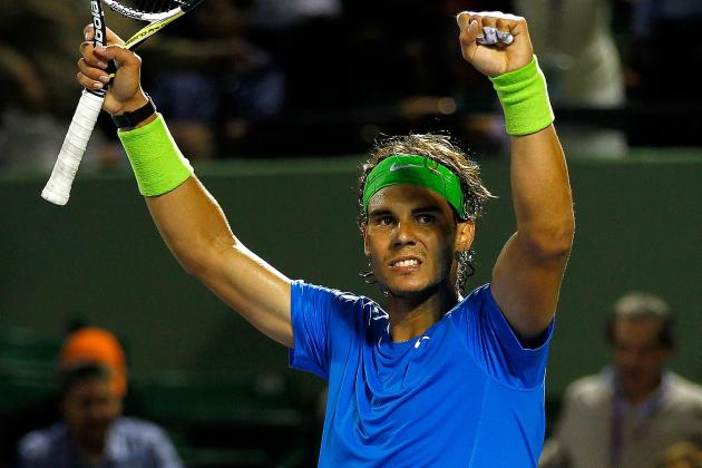 2012 French Open Odds: Rafael Nadal, Tomas Berdych and Nicolas Almagro Tipped